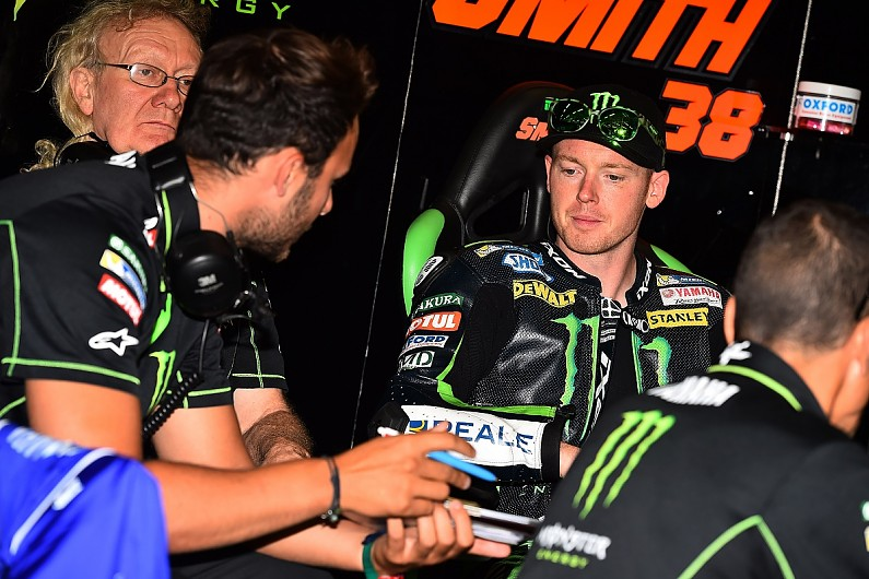 Smith to miss two races, Lowes to step in