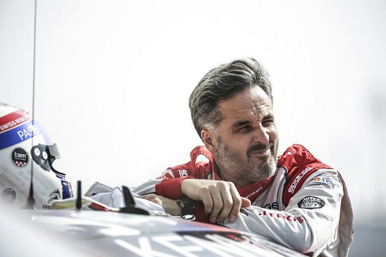 [WTCC] 伊万·穆勒在葡萄牙为沃尔沃测试TC1赛车