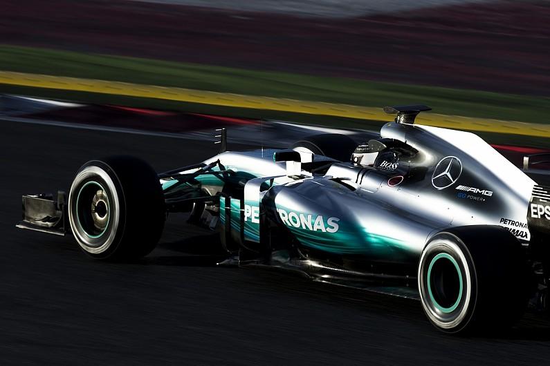 Mercedes driver valtteri bottas says wind affects 2017 f1 for Mercedes benz f1 drivers