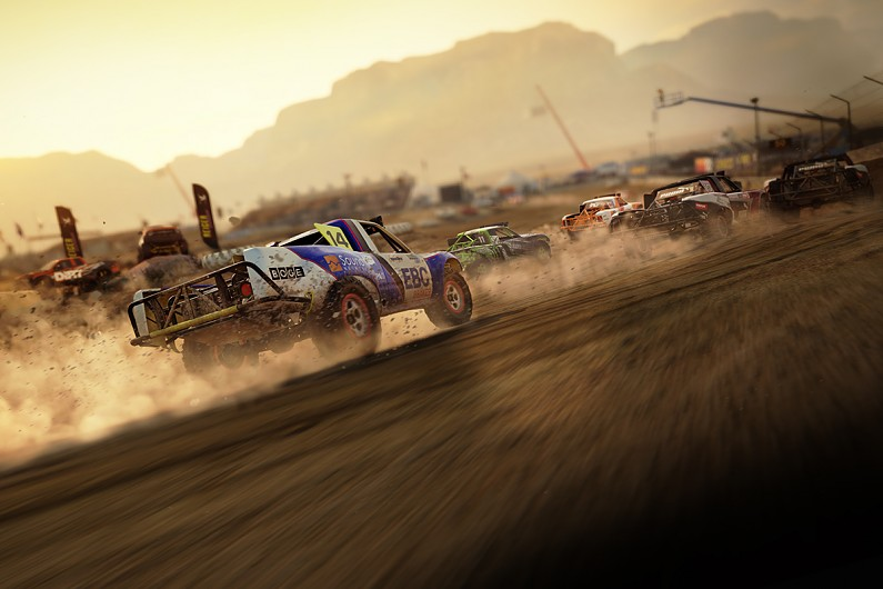 game review dirt 4 for xbox one and playstation 4 from. Black Bedroom Furniture Sets. Home Design Ideas