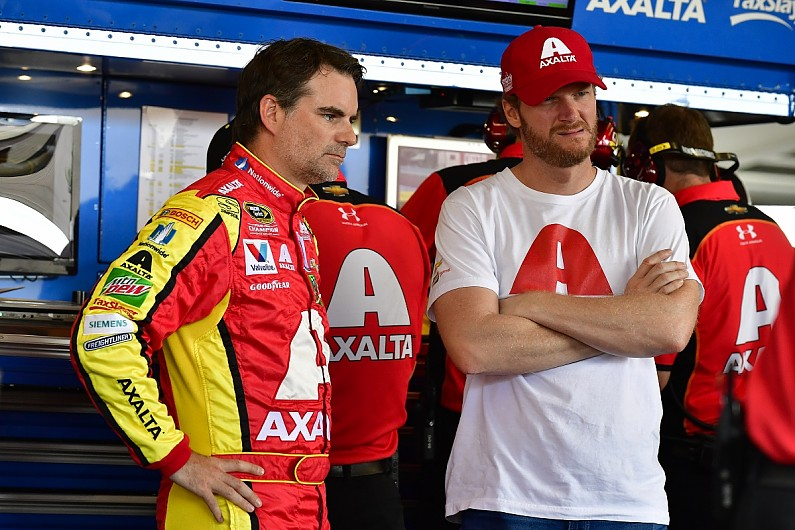 Dale Earnhardt Jr. Won't Return to NASCAR This Season