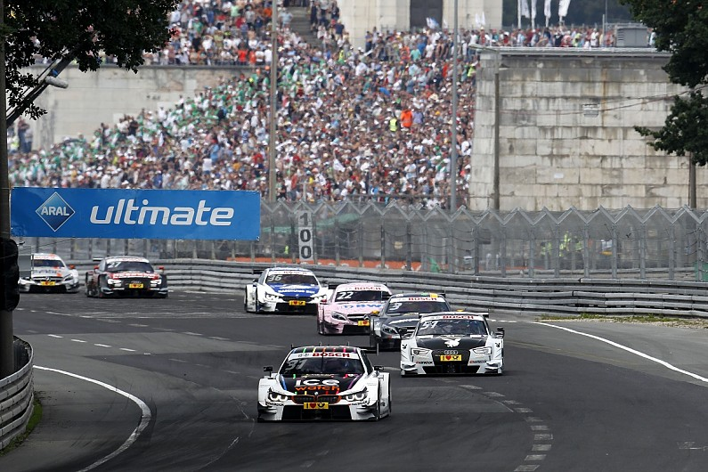 [DTM] DTM调整2017赛季比赛形式