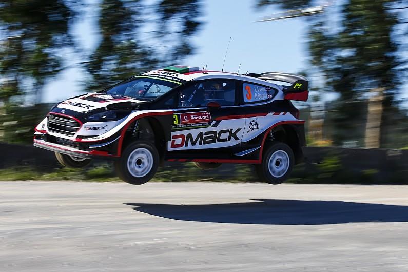 [WRC] 波兰拉力赛:迪马克轮胎无法复制去年的优势