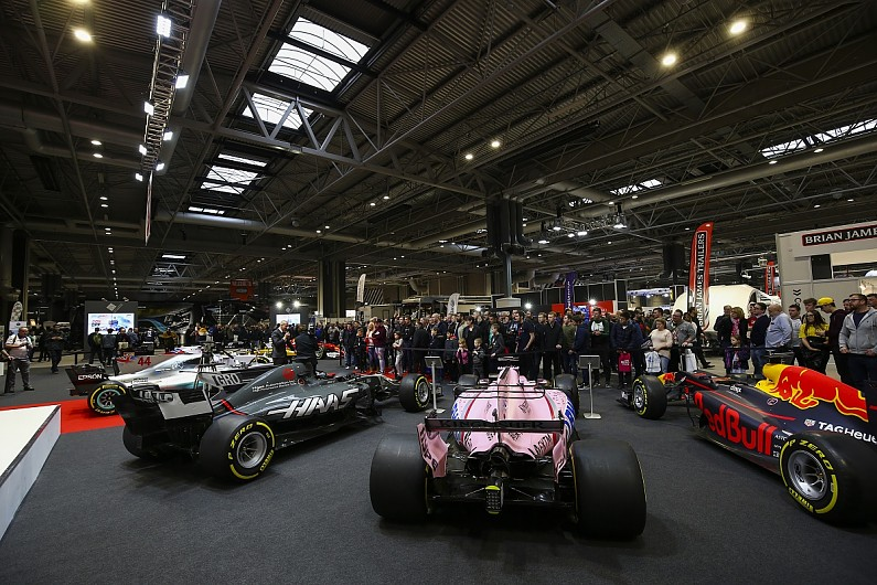 Tickets On Sale For Revamped Autosport International 2019