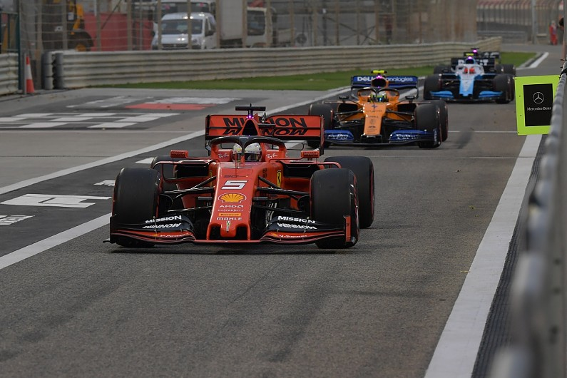 Blow To F1 Q4 Plan As Current Qualifying Format Included In 2020 Rules F1 Autosport