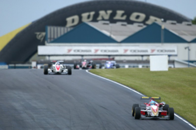 Donington Park 39 S Dunlop Bridge To Be Auctioned Off For