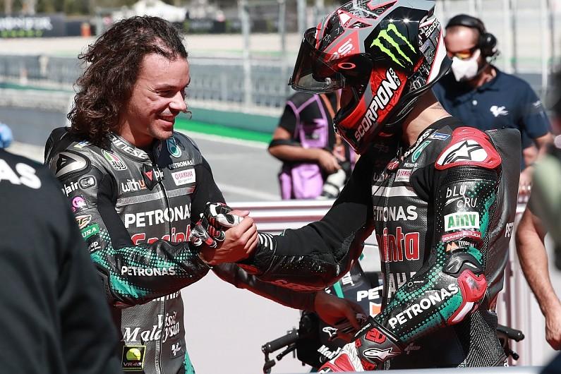 Quartararo didn't expect Morbidelli's Catalan MotoGP pole pace - Motor Informed