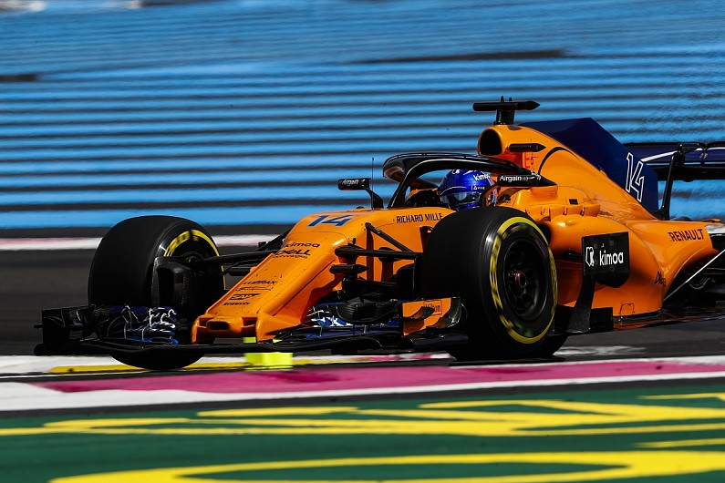 Image result for mclaren french gp
