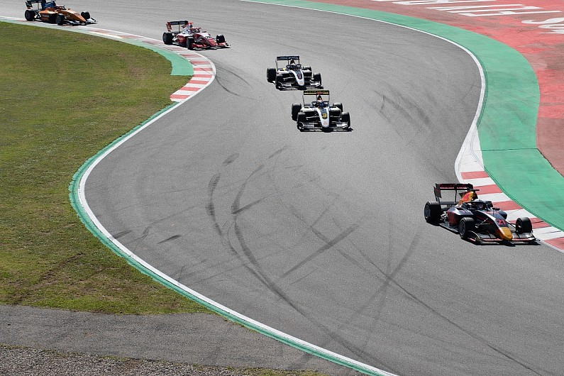 Teams could ask FIA F3 to use qualifying groups to avoid congestion