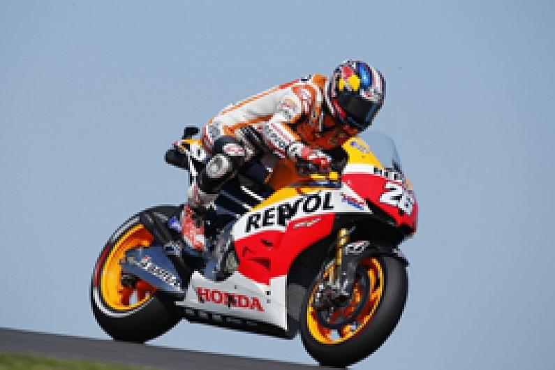 25c2e1d6 Phillip Island MotoGP: Honda's Dani Pedrosa tops practice three - MotoGP -  Autosport