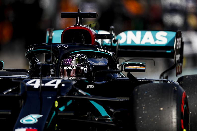 Mercedes: No safety concerns with Hamilton's loose steering at F1 Eifel GP - Motor Informed