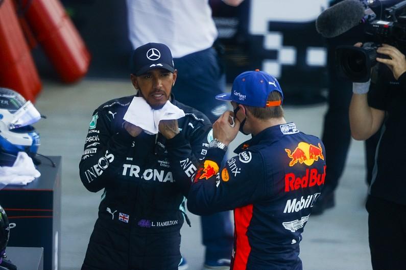 "Verstappen: F1 penalty points system ""harsh"" after Hamilton sanction - Motor Informed"
