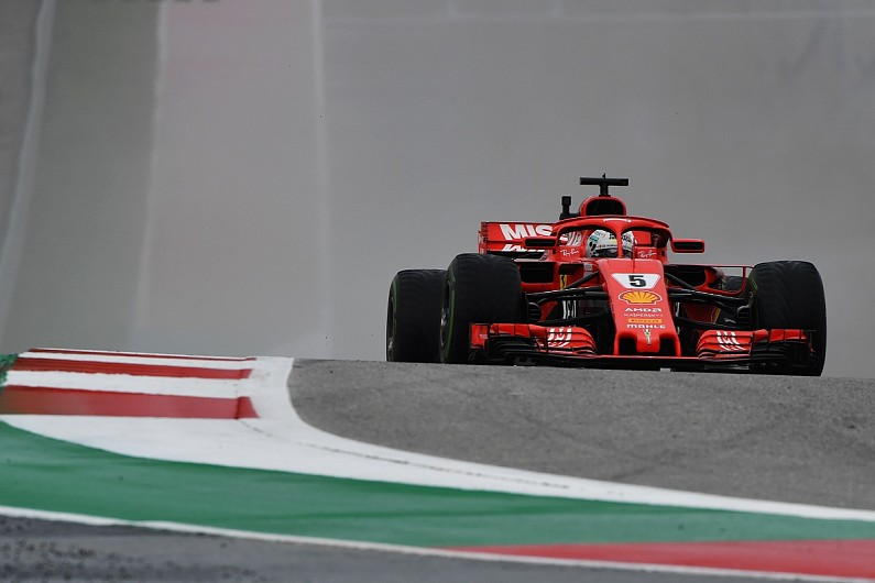 Sebastian Vettel backed by rivals over 'harsh' US GP grid penalty