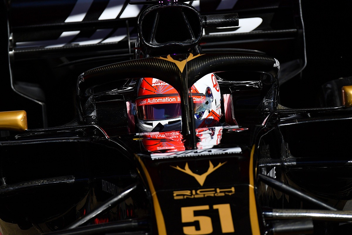 Haas F1 Team Title Sponsor Rich Energy Loses Legal Case Over Stag Logo F1 Autosport