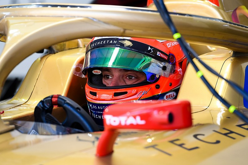 Vergne: 'Something needs to change' with FE FCY penalties