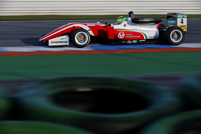 Mick Schumacher 'living the dream' after wrapping up F3 title - F3