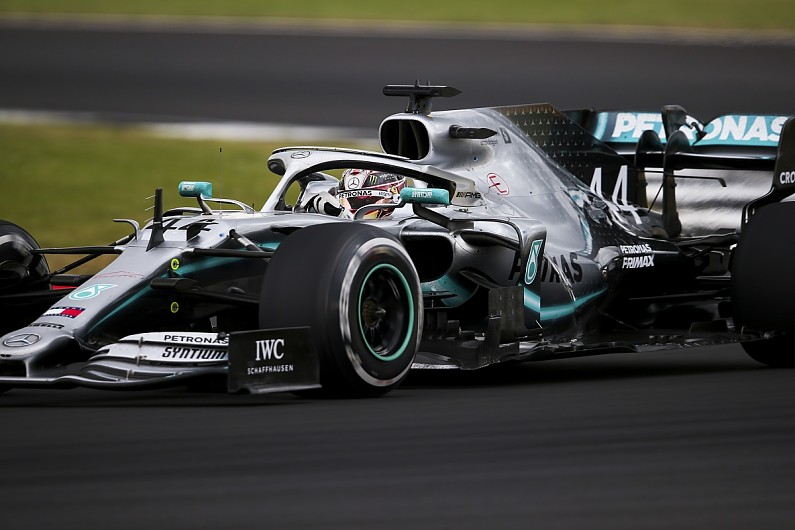 F1 champion Mercedes' 2020 car to make track debut on February 14