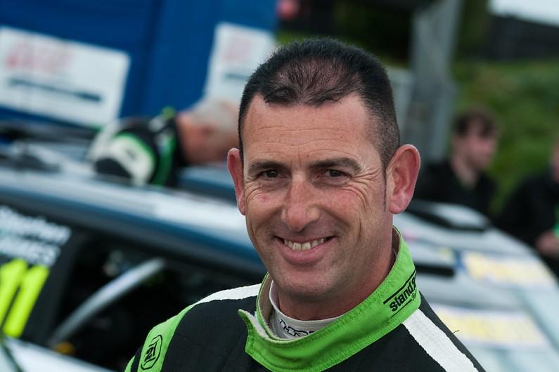 Promoted: Stuart Gibbs's journey from battlefield to Brands Hatch