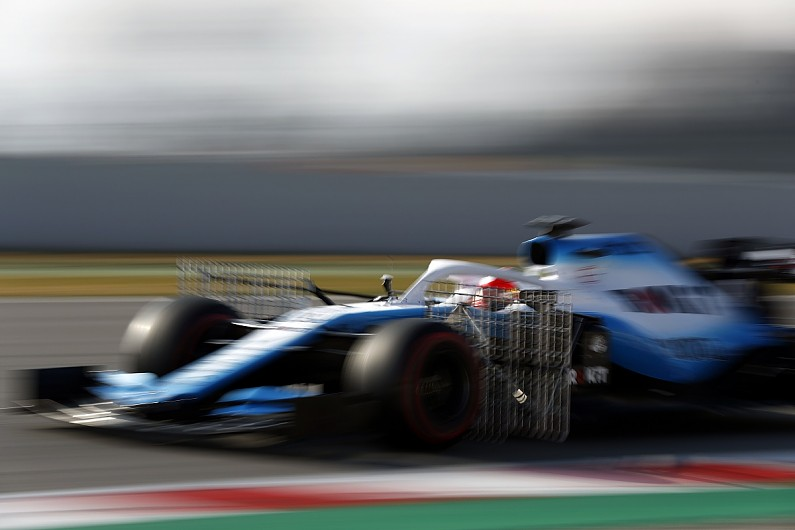 Paddy Lowe insists 2019 Williams F1 car is much better platform