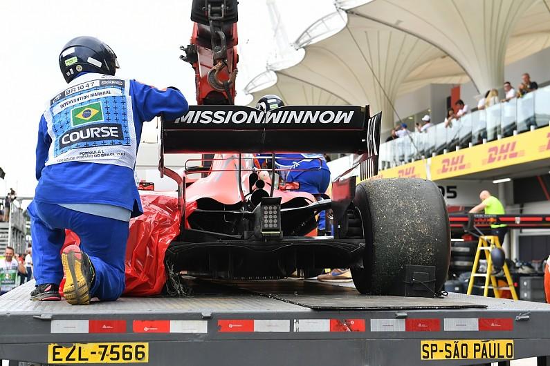 Ferrari's Binotto: Leclerc/Vettel relationship better than it looks