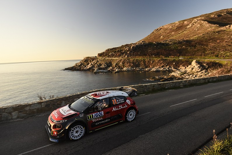 citroen decision on full time 2019 wrc return is in loeb 39 s hands wrc autosport. Black Bedroom Furniture Sets. Home Design Ideas