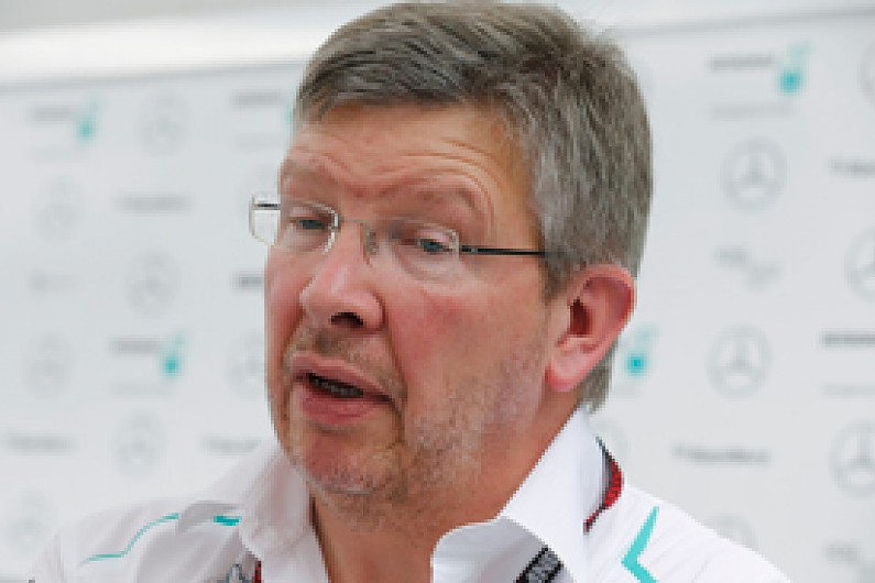 Former Mercedes boss Ross Brawn says 2014 rules present big chance