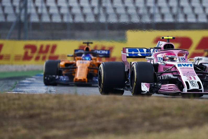 Mclaren Says Ocon S Mercedes F1 Ties Were Turn Off For 2019 Deal