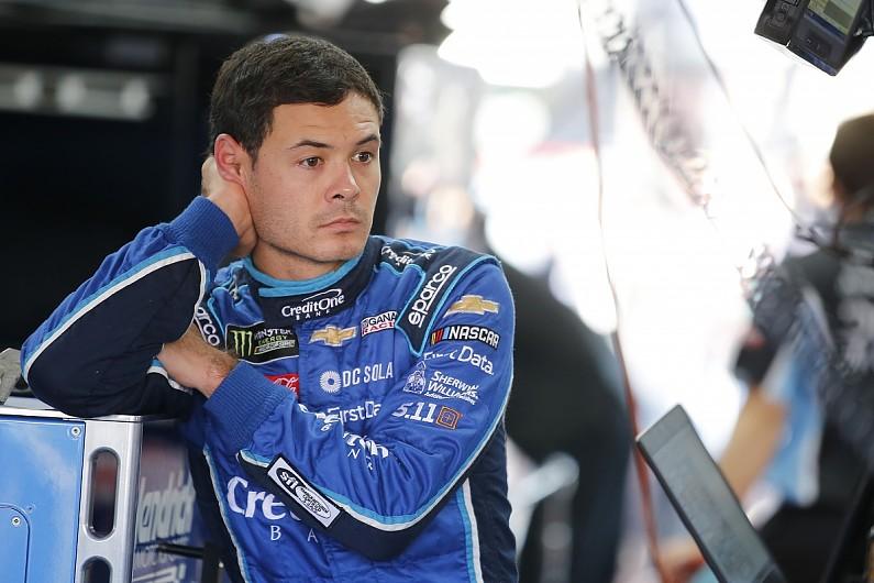 Post-Talladega penalty dents Larson's 2018 NASCAR Cup playoff hopes - NASCAR - A...
