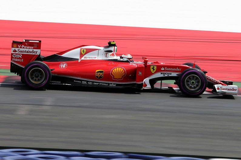 why ferrari kept kimi raikkonen for 2017 formula 1 season - f1
