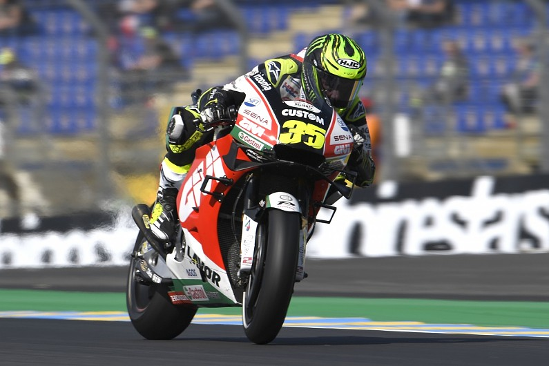 "Cal Crutchlow says riders want ""stupid"" MotoGP Q2 rule changed"