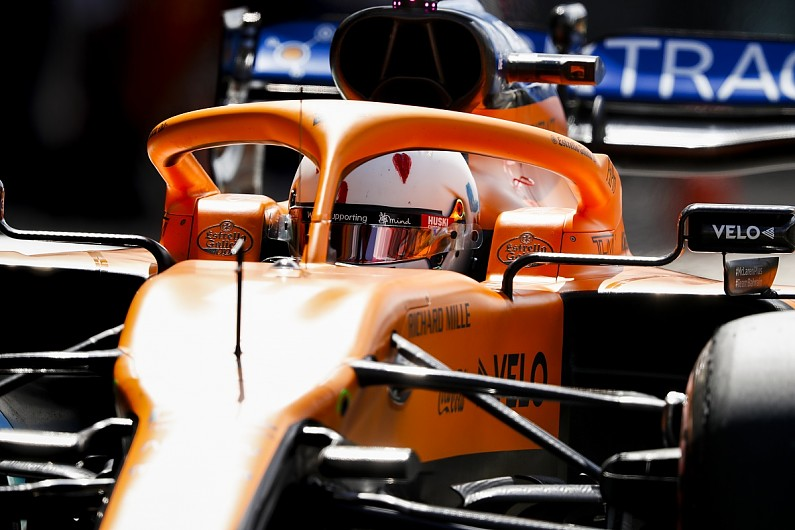 Norris: Stopping overdriving helped claim P5 grid spot for British GP - Motor Informed