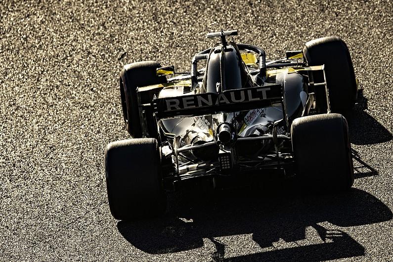 Renault Formula 1 team hampered by long windtunnel shutdown
