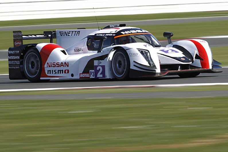 Ginetta working on 2017 LMP2 project for WEC, ELMS, USC ...