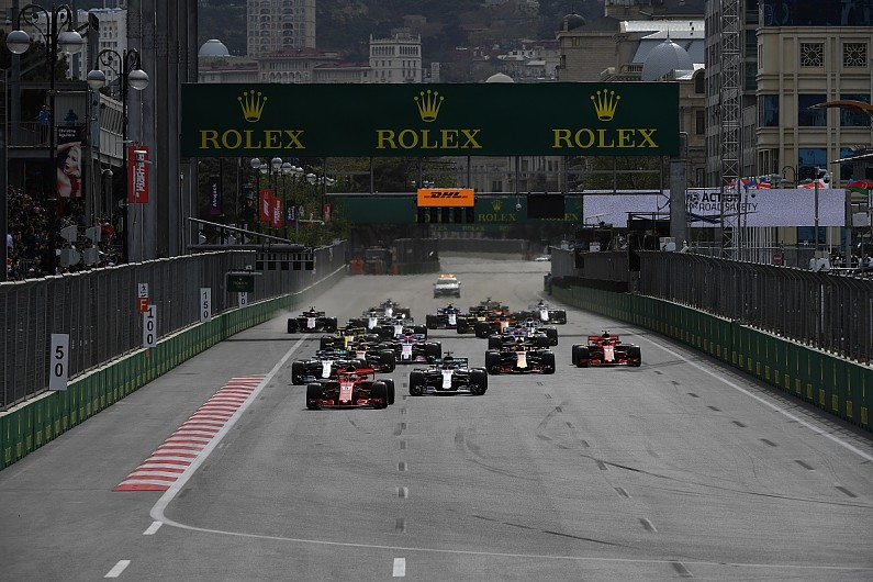 Video: Five things to watch for in F1's Azerbaijan Grand Prix