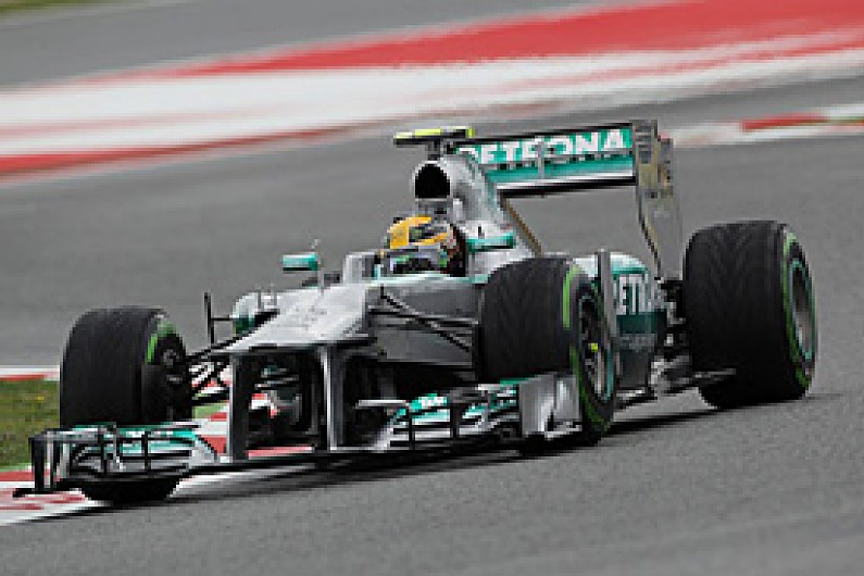 Lewis Hamilton thinks it is too early to think of the championship