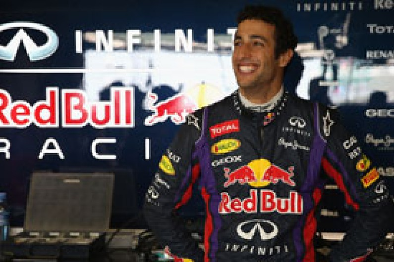 Adrian Newey: Red Bull always wanted a young driver for F1 2014