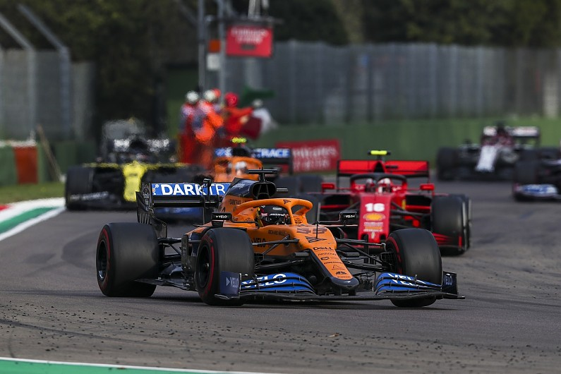 Seidl: No surprise that Ferrari has closed in on F1 third-place battle - Motor Informed