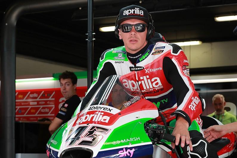 Aprilia Invites Scott Redding To Stay On As Motogp Test Rider