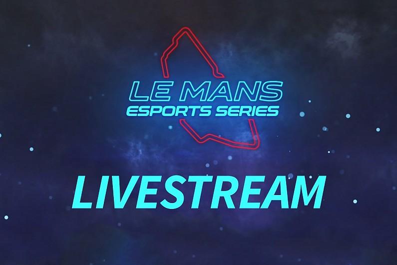 Watch the Le Mans Esports Series Super Final live