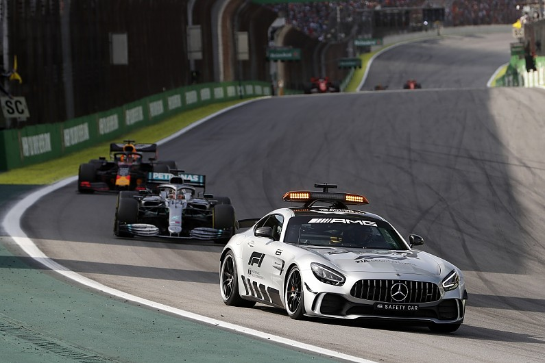 FIA explains why Bottas's parked Mercedes needed six-lap safety car - F1 -  Autosport