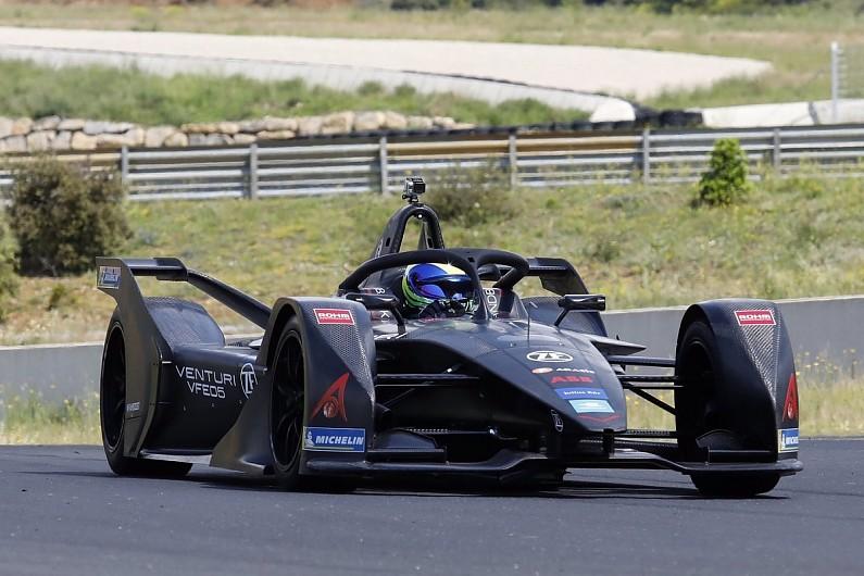 [FE] 马萨在首次FE第二代赛车测试完成800km里程