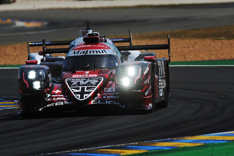 LMP1 success handicaps plan approved for 2019/20 WEC season