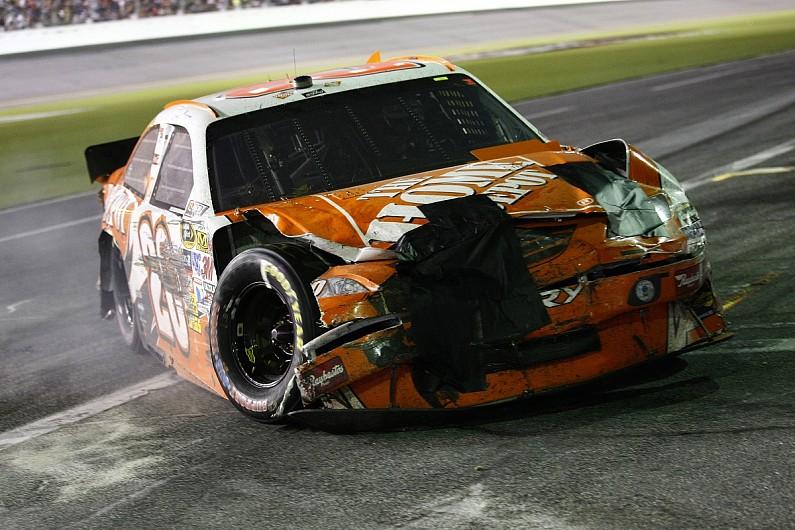 Early NASCAR failings 'humbled' 2018 Cup champion Logano