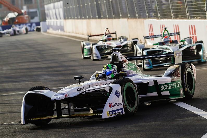 Formula E Champion Di Grassi Says Audi Reliability Woe Very Weird - Audi reliability