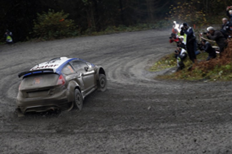 World Rally Championship promises record live TV coverage in 2014