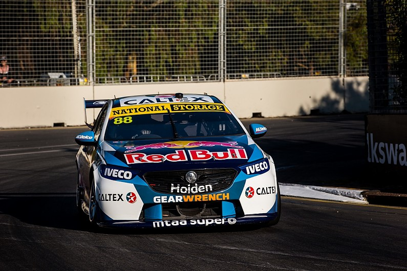 Adelaide Supercars: Whincup wins in week Holden's axing announced
