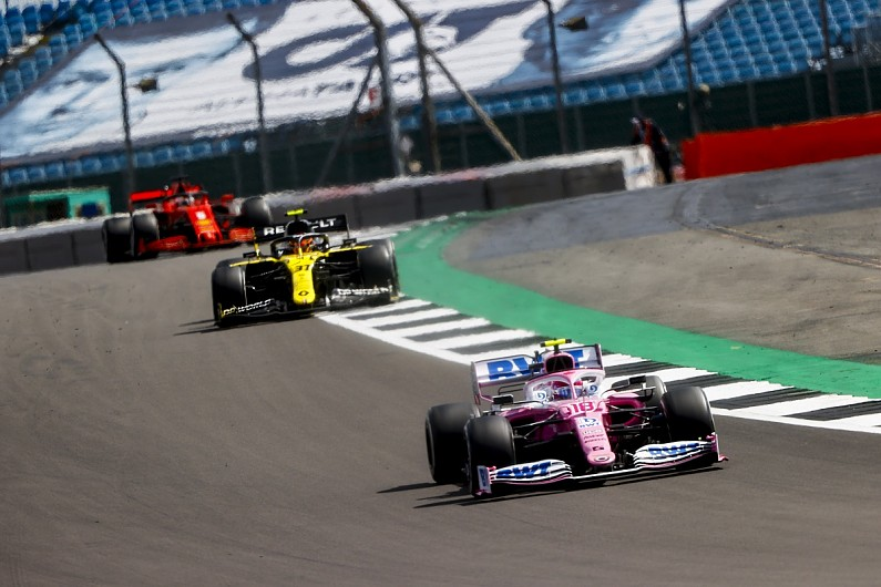Renault lodges third Racing Point protest after F1 British GP - Motor Informed