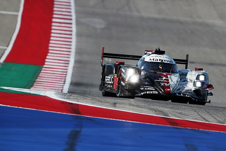 Austin WEC: Rebellion entry comfortably beats handicapped Toyotas