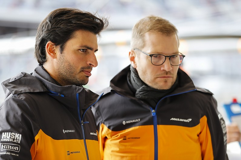 Seidl: McLaren can't assume it will improve again in F1 2020