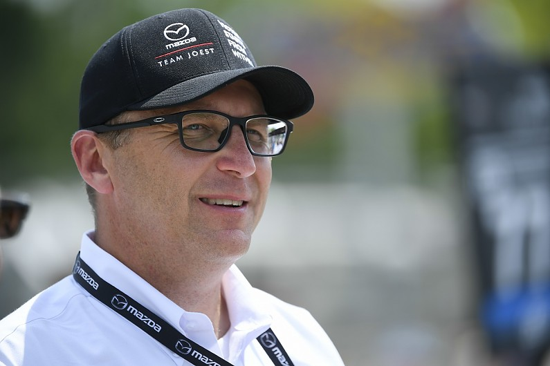 Architect of Mazda DPi programme John Doonan appointed IMSA president
